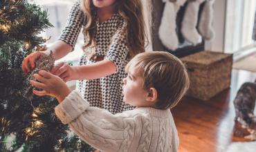 Ako prežiť s deťmi šťastné a veselé Vianoce aj napriek rozvodu rodičov?